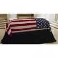 Cotton Burial / Casket